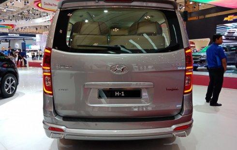 Ready Stock Hyundai H-1 2.5 CRDi 2020 Promo Diskon di DKI Jakarta