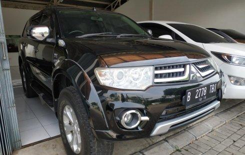 Dijual mobil Mitsubishi Pajero Sport Dakar AT 2014 bekas, Jawa Barat