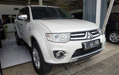 Dijual cepat Mitsubishi Pajero Sport Dakar AT 2015 bekas, Jawa Barat