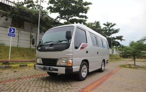 Jual cepat Isuzu Elf 2.8 Minibus Diesel 2014 di Jawa Barat