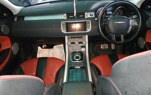 Dijual Mobil Land Rover Range Rover Evoque Si.4 2012 di Bekasi