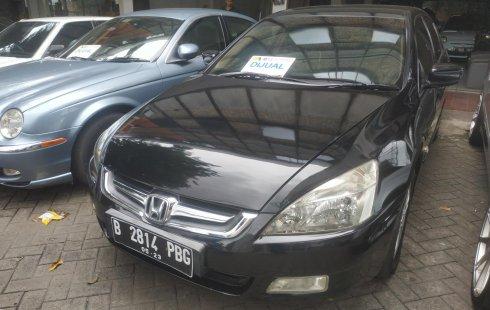 Jual mobil Honda Accord 2.4 VTi-L 2007 dengan harga murah di DKI Jakarta