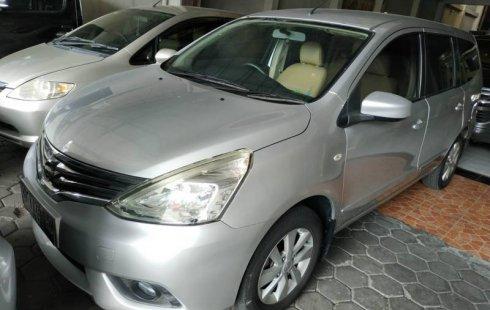 Jual mobil Nissan Grand Livina 1.5 XV 2014 dengan harga terjangkau di DIY Yogyakarta