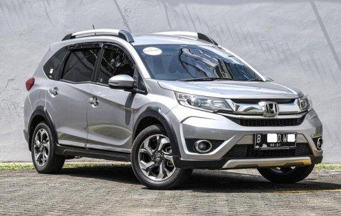 Dijual mobil bekas Honda BR-V E CVT 2016, DKI Jakarta