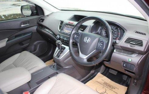 DKI Jakarta, dijual mobil Honda CR-V 2.4 Prestige AT Merah 2013 bekas