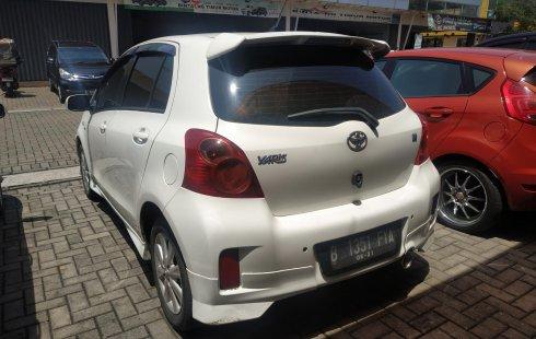 Jual mobil bekas murah Toyota Yaris E MT 2011 di Jawa Barat