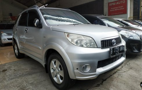 Mobil bekas Toyota Rush S MT 2012 dijual, Jawa Barat