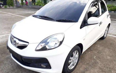 Jual mobil Honda Brio E CVT 2013 bekas, Jawa Timur