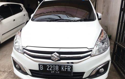 Dijual mobil Suzuki Ertiga GX MT 2017 harga terjangkau di Jawa Barat