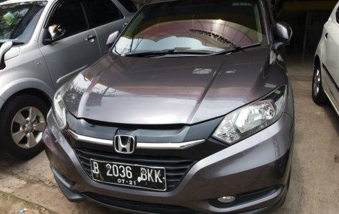 Dijual mobil Honda HR-V E CVT AT 2016 murah di Jawa Barat