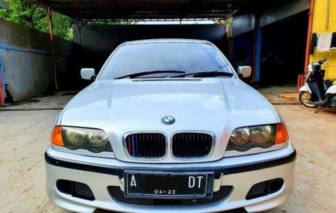 Banten, Mobil bekas BMW 3 Series 318i 2001 dijual