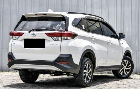 Jual cepat Toyota Rush G 2018 harga murah di DKI Jakarta