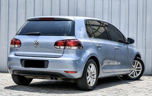 Jual mobil Volkswagen Golf TSI 2010 terawat di DKI Jakarta