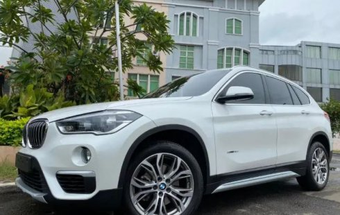 DKI Jakarta, Mobil bekas BMW X1 sDrive18i xLine 2017 dijual