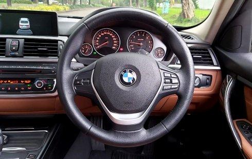 Jual cepat mobil BMW 3 Series 320i Luxury F30 2015 di DKI Jakarta