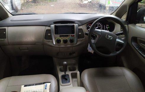 Jual Mobil Bekas Toyota Kijang Innova 2.5 G 2014 di DIY Yogyakarta