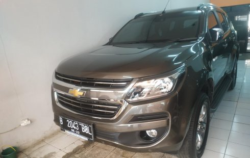 Dijual mobil Chevrolet Trailblazer LTZ 2017 harga murah di DKI Jakarta