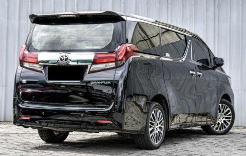 Jual mobil Toyota Alphard G 2016 terawat di DKI Jakarta