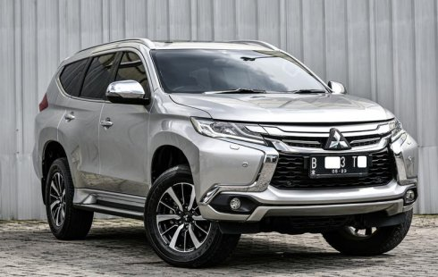 DKI Jakarta, Dijual mobil Mitsubishi Pajero Sport Dakar 2018 terbaik
