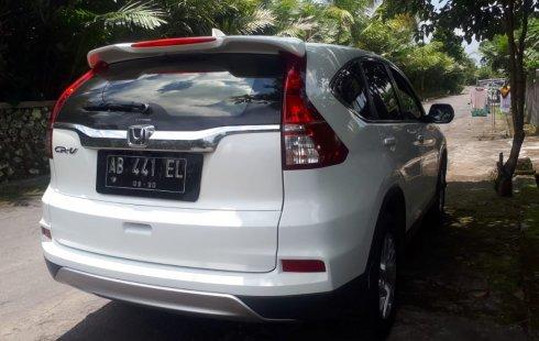 DIY Yogyakarta, Dijual cepat Honda CR-V 2.0 2015 terbaik