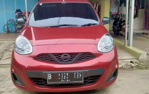 Jawa Barat, Nissan March 1.2 Automatic 2017 kondisi terawat