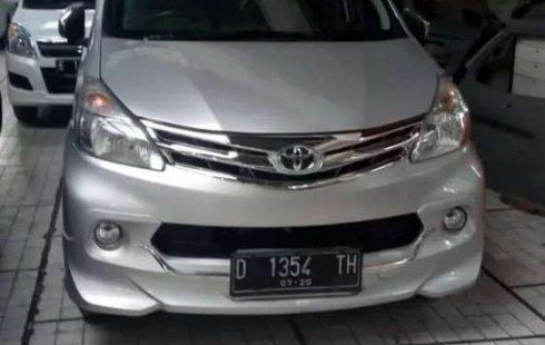 Jawa Barat, jual mobil Toyota Avanza G Luxury 2015 dengan harga terjangkau