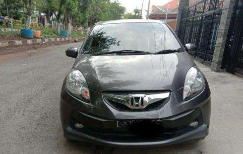 Jual Honda Brio Satya E 2015 harga murah di Jawa Timur