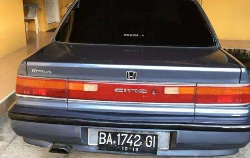 Sumatra Barat, jual mobil Honda Civic 1.3 Manual 1990 dengan harga terjangkau