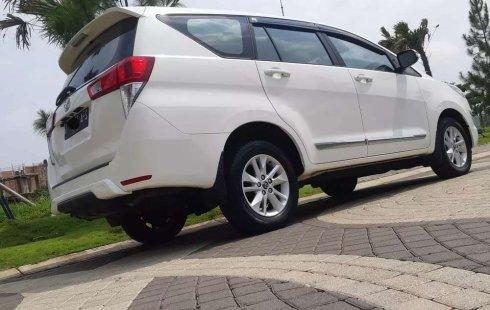 Jual cepat Toyota Kijang Innova 2.4G 2017 di Jawa Barat