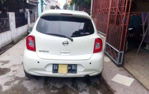 Nissan March 2014 Sumatra Utara dijual dengan harga termurah