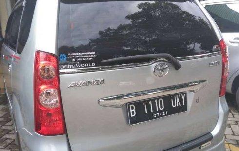 Mobil Toyota Avanza 2011 S terbaik di DKI Jakarta