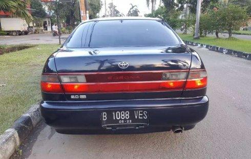 Jual mobil bekas murah Toyota Corona 2.0 Manual 1993 di Banten
