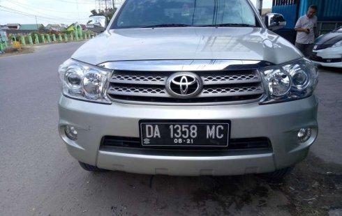 Kalimantan Selatan, jual mobil Toyota Fortuner 2011 dengan harga terjangkau