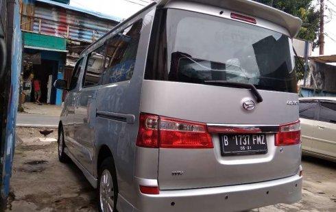 Jual mobil Daihatsu Luxio X 2012 bekas, DKI Jakarta