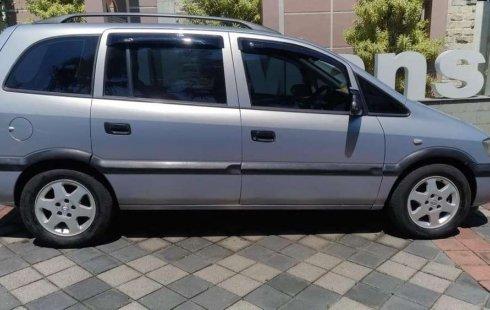 Mobil Chevrolet Zafira 2001 1.8 Automatic terbaik di Jawa Timur