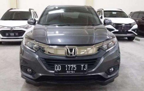 Jual mobil bekas murah Honda HR-V S 2019 di Sulawesi Selatan