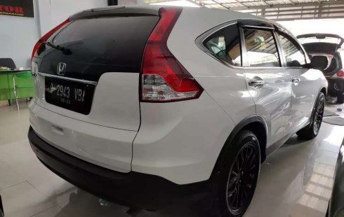 Mobil Honda CR-V 2013 2.4 dijual, Banten