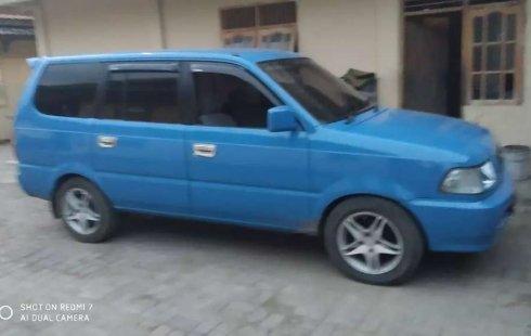 Jual mobil bekas murah Toyota Kijang LGX 2001 di Banten