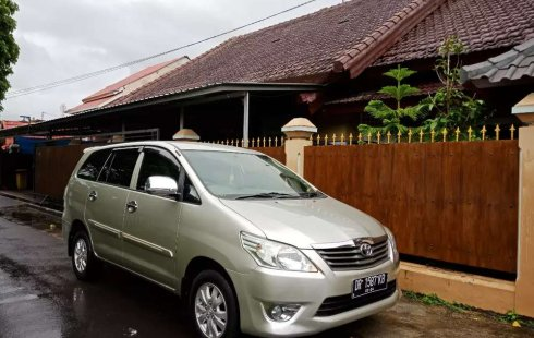 Mobil Toyota Kijang Innova 2013 2.5 G dijual, Nusa Tenggara Barat