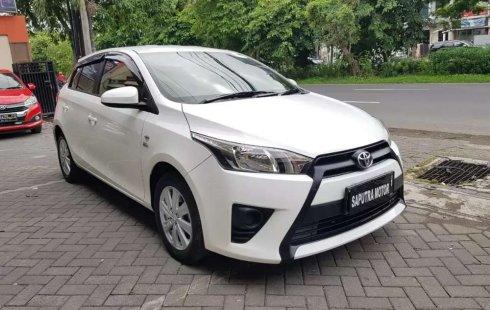 Dijual mobil bekas Toyota Yaris G, Jawa Timur