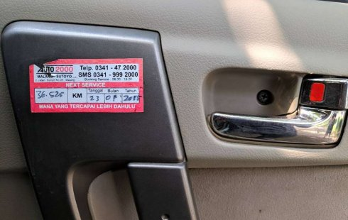 Mobil Toyota Rush 2011 G dijual, Jawa Timur