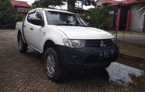 Jual mobil bekas murah Mitsubishi Triton HD-X 2015 di Kalimantan Selatan