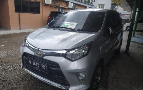 Jual cepat Toyota Calya G 2016 bekas, Jawa Barat