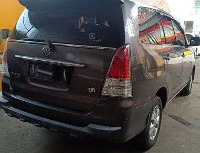 Jual mobil Toyota Kijang Innova 2.0 G 2010 di Jawa Barat