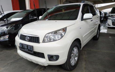 Jawa Barat, dijual mobil Daihatsu Terios TX AT 2012 bekas
