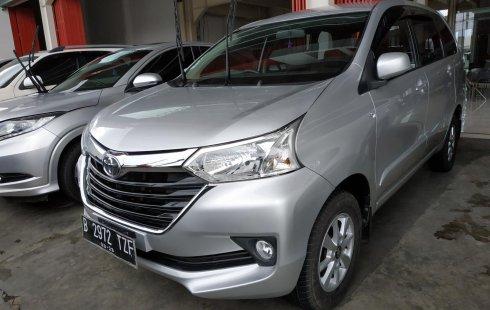 Jual mobil Toyota Avanza G 2018 bekas, Jawa Barat
