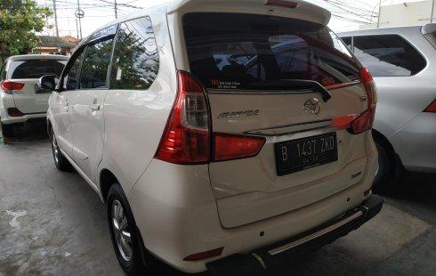 Jual mobil Toyota Avanza G 2017 terawat di Jawa Barat