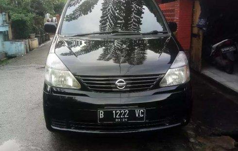 Mobil Nissan Serena 2009 City Touring terbaik di Banten