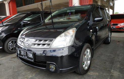 Jual cepat mobil Nissan Grand Livina XV MT 2009 di Jawa Barat