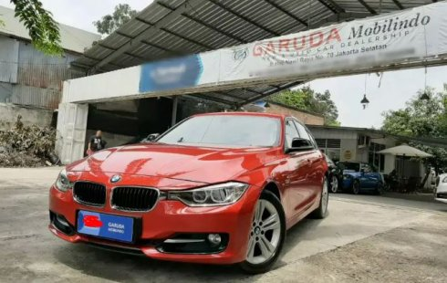 Jual Mobil Bekas BMW 3 Series 320i 2014 di DKI Jakarta